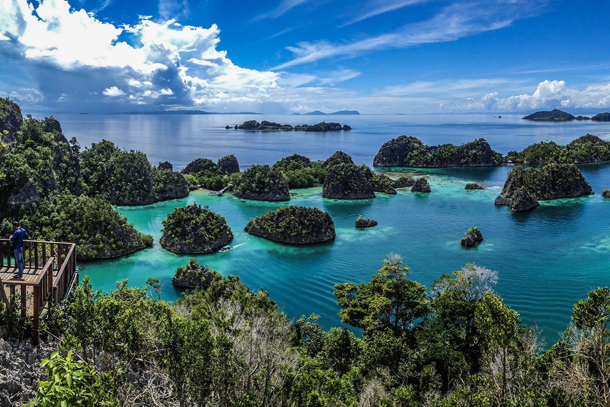 Raja Ampat, Kawasan Pulau Terbaik Se-Indonesia